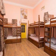 Центро Хостел Кровать в общем номере с двухъярусными кроватями фото 4
