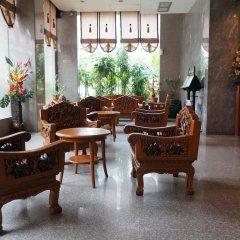 Отель Bangkok City Inn Бангкок интерьер отеля