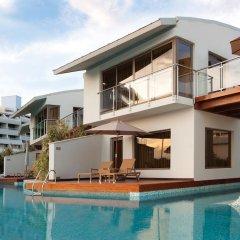 Отель Cornelia Diamond Golf Resort & SPA - All Inclusive 5* Вилла Azure с различными типами кроватей фото 5