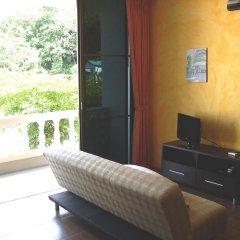 Отель Natural Mystic Patong Residence 3* Студия с различными типами кроватей фото 21