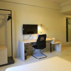 Отель Jinjiang Inn Tianjin Heping Anshandao удобства в номере фото 2