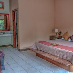 Hotel Jaguar Inn Tikal комната для гостей фото 4