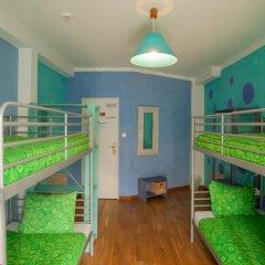 Отель Ericeira Surf Camp 2* Кровать в общем номере двухъярусные кровати фото 7