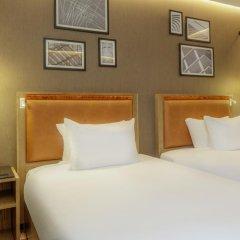Отель Hilton London Tower Bridge 4* Номер Делюкс с 2 отдельными кроватями фото 5