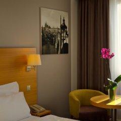 Отель Botanique Prague 4* Стандартный номер с различными типами кроватей фото 12