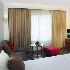 Отель Novotel Bangkok On Siam Square 4* Улучшенный номер с различными типами кроватей