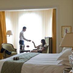 Отель InterContinental Carlton Cannes 5* Улучшенный номер с различными типами кроватей фото 5