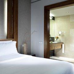 Отель Eurostars Suites Mirasierra 5* Люкс разные типы кроватей фото 3