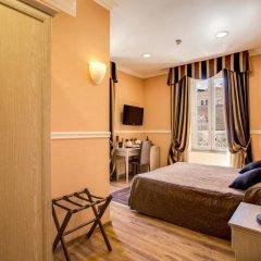 Отель PapavistaRelais 3* Стандартный номер с различными типами кроватей фото 12