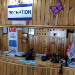 Отель Varlibas Uyku Sarayi интерьер отеля