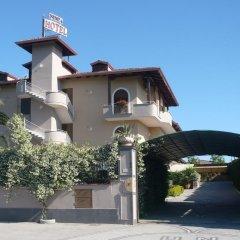 Ninfa Hotel Куальяно парковка