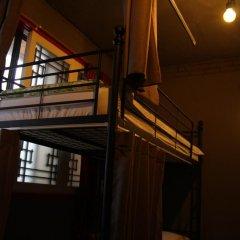 Mr.Comma Guesthouse - Hostel Кровать в общем номере с двухъярусной кроватью фото 13