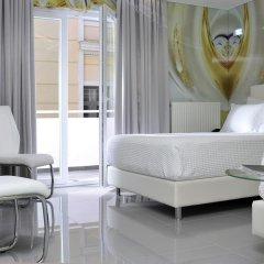 Отель Athens La Strada Стандартный номер с различными типами кроватей фото 6