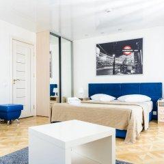 Апарт-отель Кутузов 3* Апартаменты с различными типами кроватей фото 13