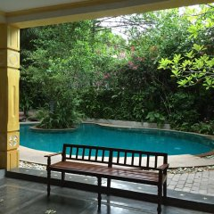 Отель Thambapanni Retreat 3* Стандартный номер фото 8