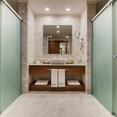 Отель Nirvana Lagoon Villas Suites & Spa 5* Люкс повышенной комфортности с различными типами кроватей фото 21