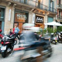 Отель St Christopher's Inn Барселона парковка