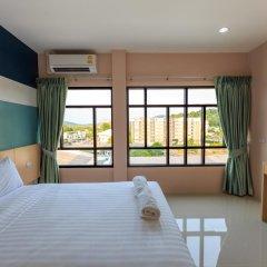 Отель JJ Residence Phuket Town 3* Улучшенный номер с различными типами кроватей