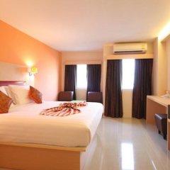 Отель Prom Ratchada Residence Таиланд, Бангкок - отзывы, цены и фото номеров - забронировать отель Prom Ratchada Residence онлайн комната для гостей фото 9