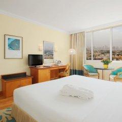 Отель Coral Beach Resort - Sharjah 4* Номер Делюкс с различными типами кроватей фото 3