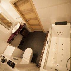 Отель Dzīvoklis Ģertrūdes ielā Латвия, Рига - отзывы, цены и фото номеров - забронировать отель Dzīvoklis Ģertrūdes ielā онлайн ванная