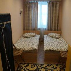 Хостел Обской Кровати в общем номере с двухъярусными кроватями фото 5
