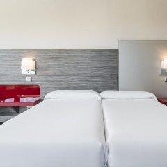 Отель ILUNION Barcelona 4* Стандартный номер с различными типами кроватей фото 10