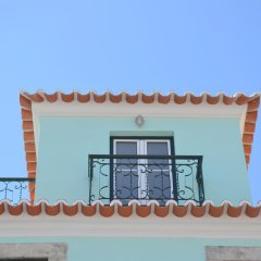 Апартаменты Casa dos Inglesinhos 3, Bairro Alto Apartment пляж