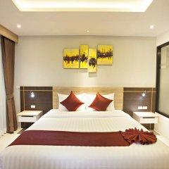 Отель Paripas Patong Resort 4* Номер Делюкс с двуспальной кроватью фото 9