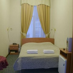 Отель Меблированные комнаты Амулет на Большом Проспекте 2* Стандартный номер фото 3