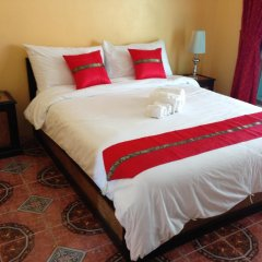 Basilico Hotel & Restaurant Стандартный номер с различными типами кроватей фото 2
