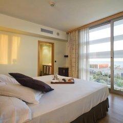 Отель Eurohotel Diagonal Port (ex Rafaelhoteles) 3* Номер категории Эконом с различными типами кроватей фото 2