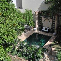 Отель La Maison de Tanger Марокко, Танжер - отзывы, цены и фото номеров - забронировать отель La Maison de Tanger онлайн бассейн