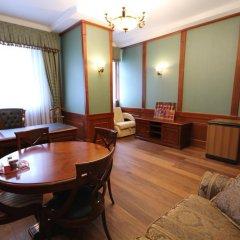 Апартаменты Four Squares Apartments on Tverskaya Улучшенные апартаменты с различными типами кроватей фото 10