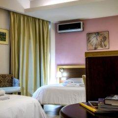 Iraklion Hotel 3* Стандартный номер с различными типами кроватей фото 12