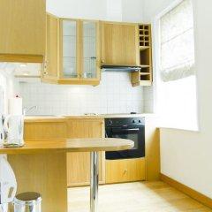 Апартаменты Studios 2 Let Serviced Apartments - Cartwright Gardens Студия Делюкс с различными типами кроватей фото 6