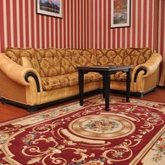 PAN Inter Hotel 4* Люкс Престиж с двуспальной кроватью фото 14
