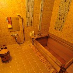 Отель Nisshokan Bettei Koyotei Нагасаки ванная