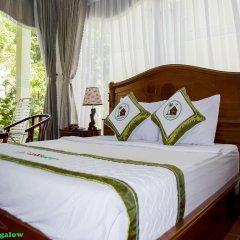 Отель Mon Bungalow Бунгало с различными типами кроватей фото 9
