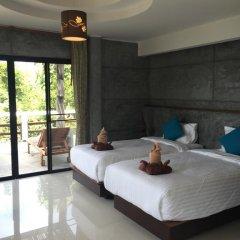 Отель In Touch Resort 3* Семейная студия с двуспальной кроватью фото 7