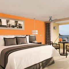 Отель Dreams Huatulco Resort & Spa 4* Номер Делюкс с различными типами кроватей фото 5