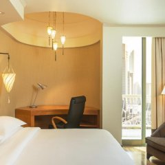 Sheraton Abu Dhabi Hotel & Resort комната для гостей фото 3