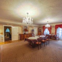 Отель Slaby&Bambur Residence Castle