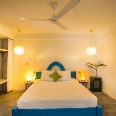Отель Tan Thanh Family Beach Home Вьетнам, Хойан - отзывы, цены и фото номеров - забронировать отель Tan Thanh Family Beach Home онлайн комната для гостей фото 4