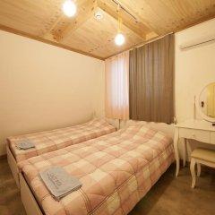 Lazy Fox Hostel Стандартный номер с 2 отдельными кроватями фото 4