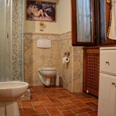 Отель La Locanda Del Passerotto Остия-Антика ванная