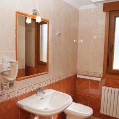 Отель Apartamentos Ay Sálvora ванная