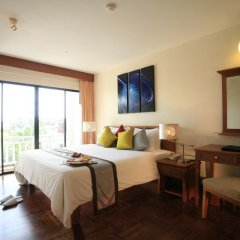 Отель Sunset Beach Resort 4* Полулюкс с двуспальной кроватью фото 2