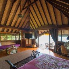 Отель Bora Bora Bungalove Французская Полинезия, Бора-Бора - отзывы, цены и фото номеров - забронировать отель Bora Bora Bungalove онлайн комната для гостей фото 2