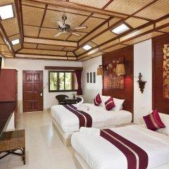Отель Friendship Beach Resort & Atmanjai Wellness Centre 3* Номер Делюкс с двуспальной кроватью фото 2
